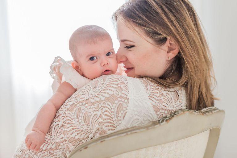 Savannah Newborn Photographer, Newborn Baby Girl