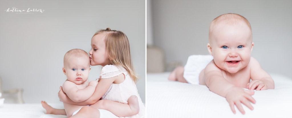 Savannah Baby Photographer, Milestone Photographer