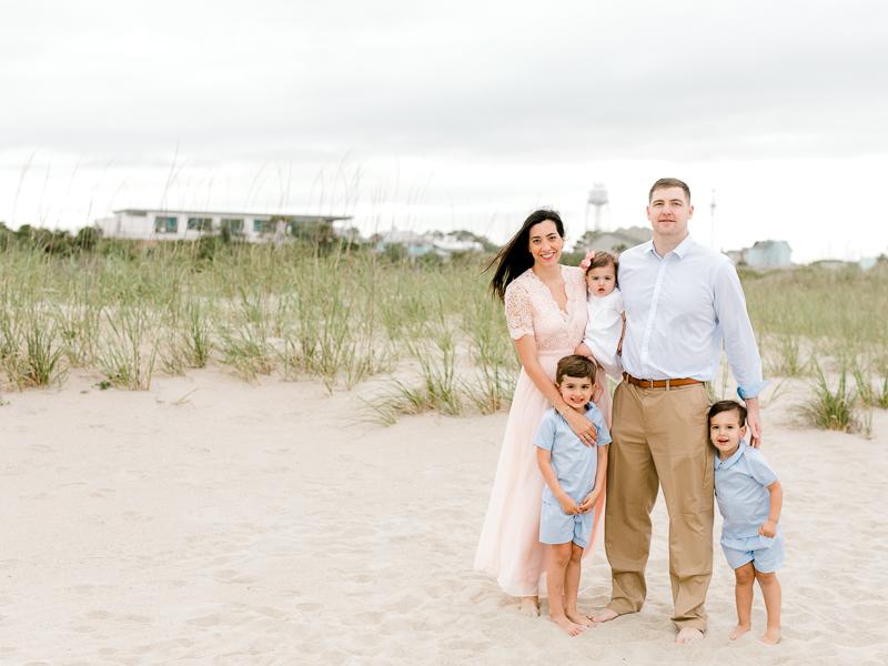 Tybee Savannah Family Photographer