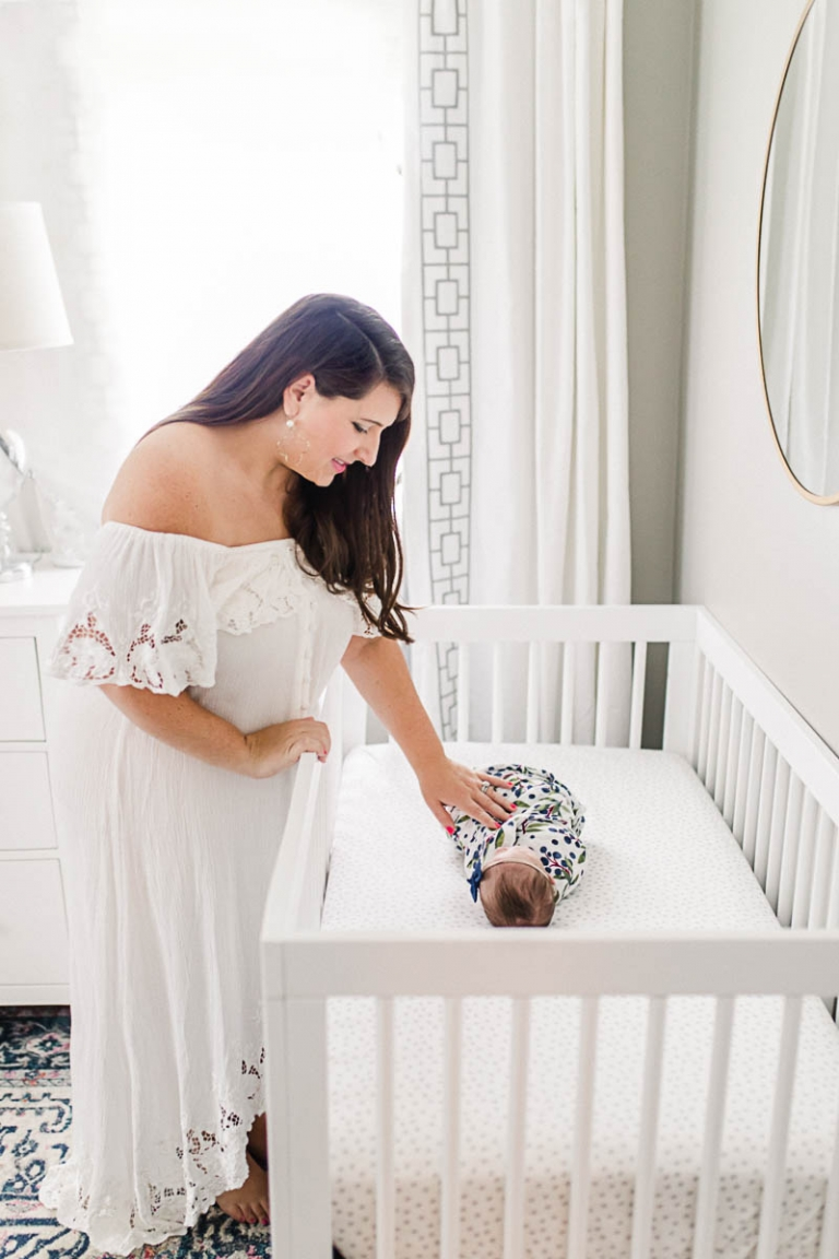 Savannah Lifestyle Newborn Photographer