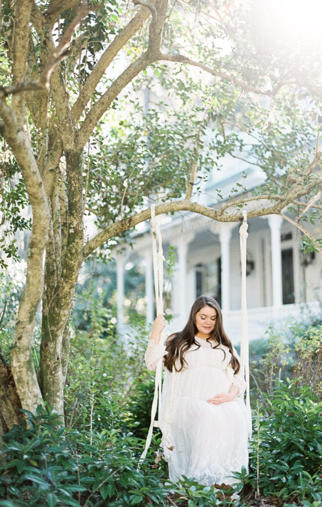Statesboro Maternity Photo Session