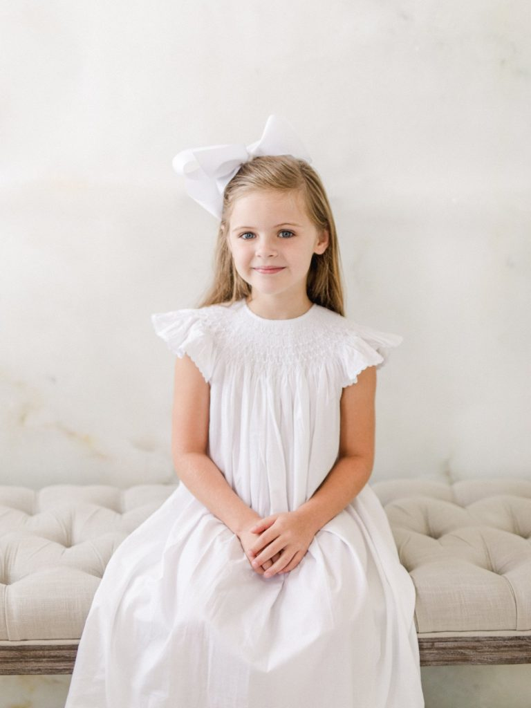 Classic Children Portrait Savannah GA