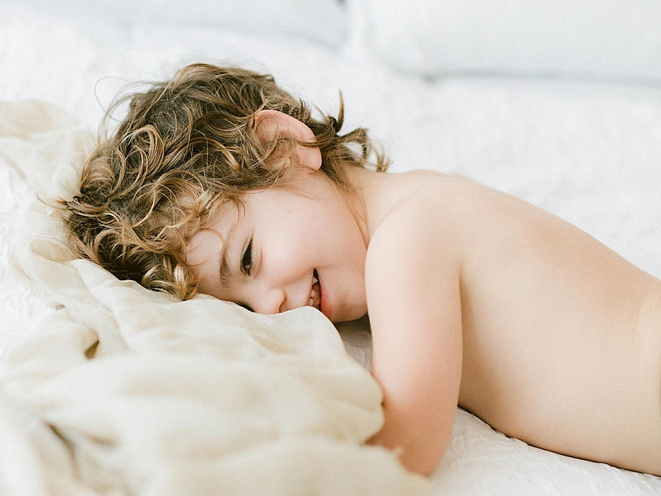 Toddler Portrait | Savannah Photography Studio