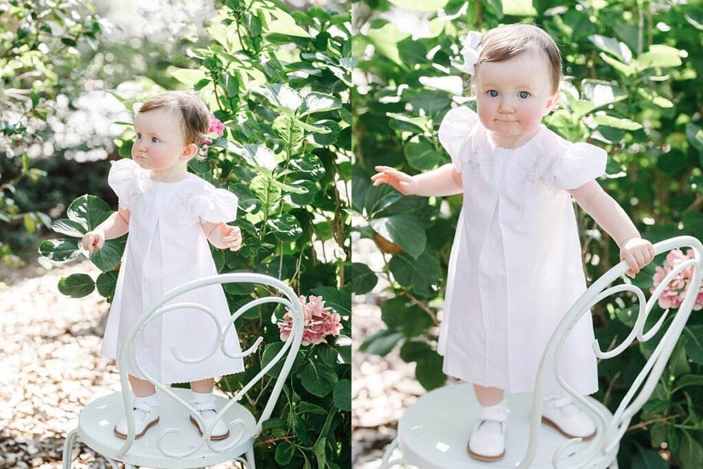 First Birthday Pictures | Savannah GA