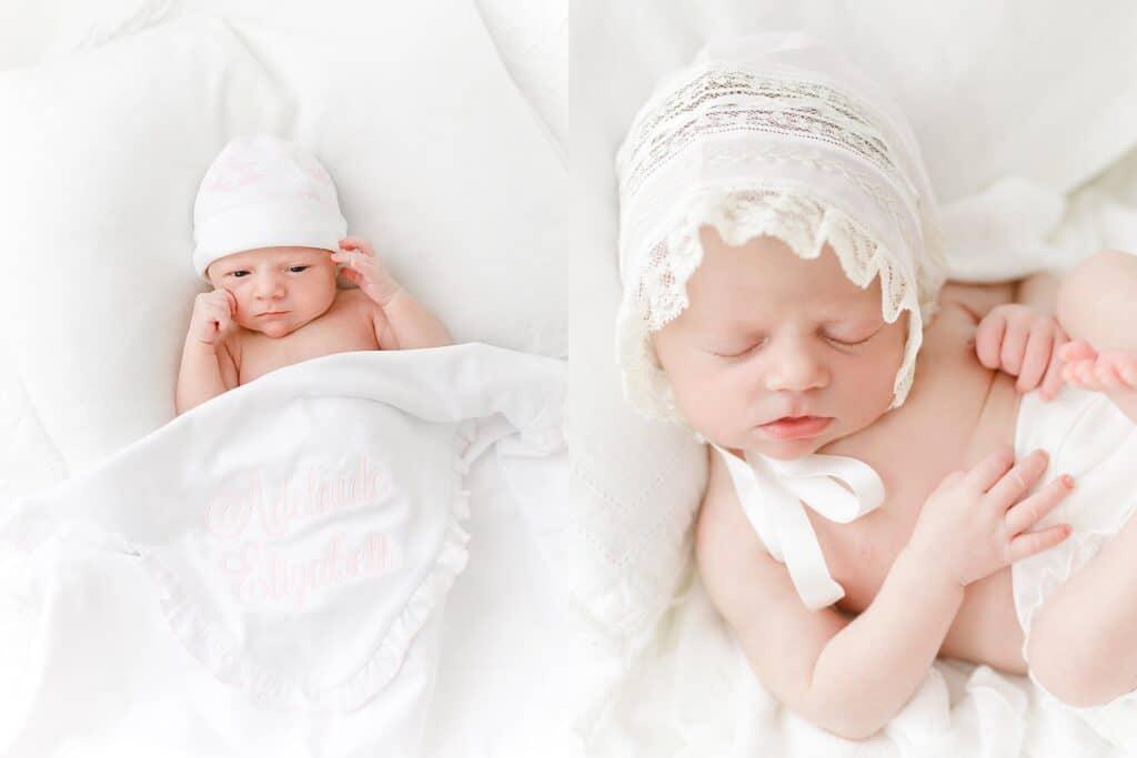A Sleepy Newborn Session